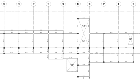 Framing Plan Example