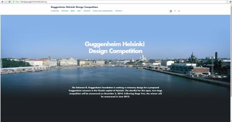Image courtesy of https://designguggenheimhelsinki.org/