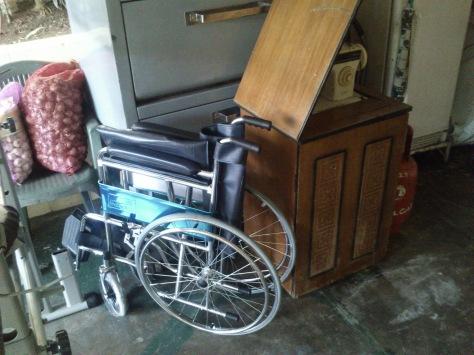 Yaya Nelias Wheelchair