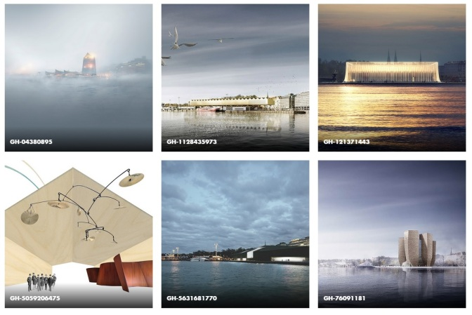 The 6 Guggenheim Helsinki Competition Finalists Have Been Announced!